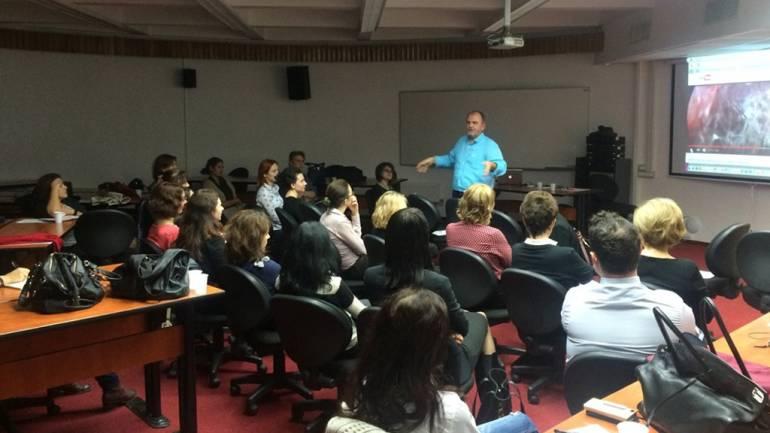 Lansarea programului de formare profesionala in Somatopsihopedagogie