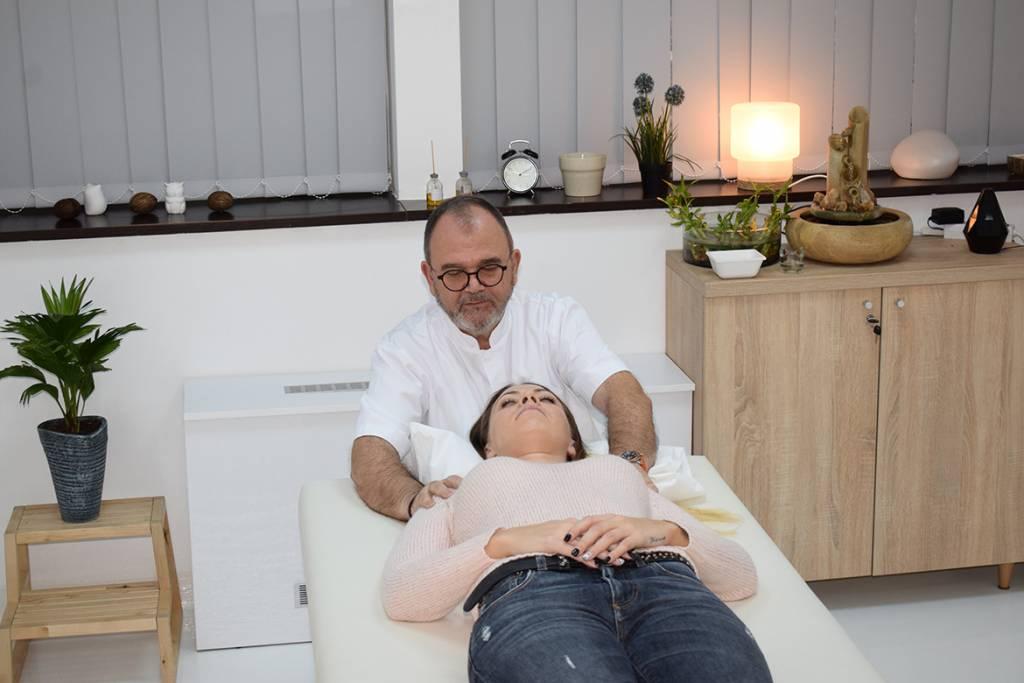 Fasciaterapia, o tehnica eficienta pentru oamenii stresati - Petros Liolios